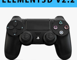 E3D - Sony PlayStation PS4 PRO Controller