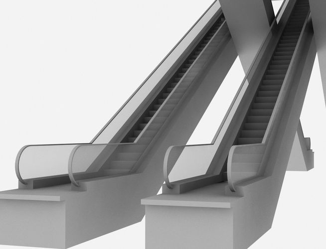 Escalators Unit at Haram Expansion