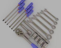 set tools 3D