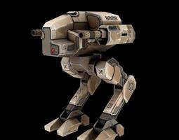 3D print model Mech-robot