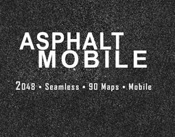 2K Asphalt Mobile 3D model