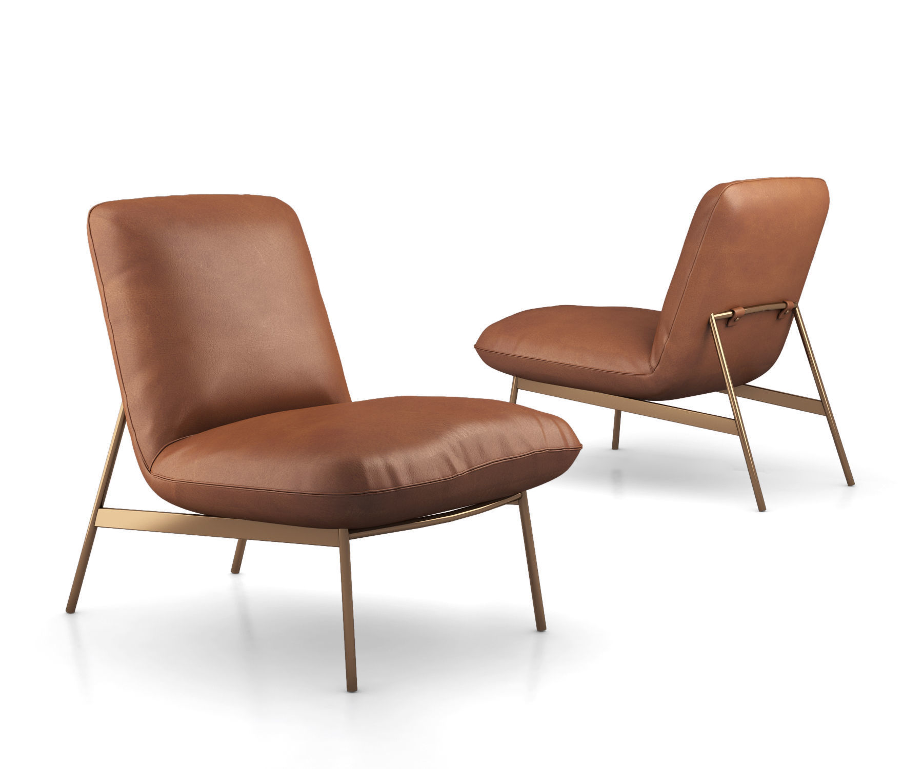 Brooks Slipper Chair by West Elm