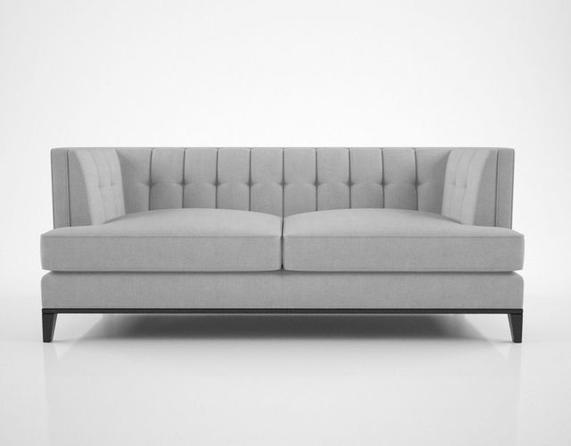 The Sofa And Chair Co Preston Sofa 3D Model