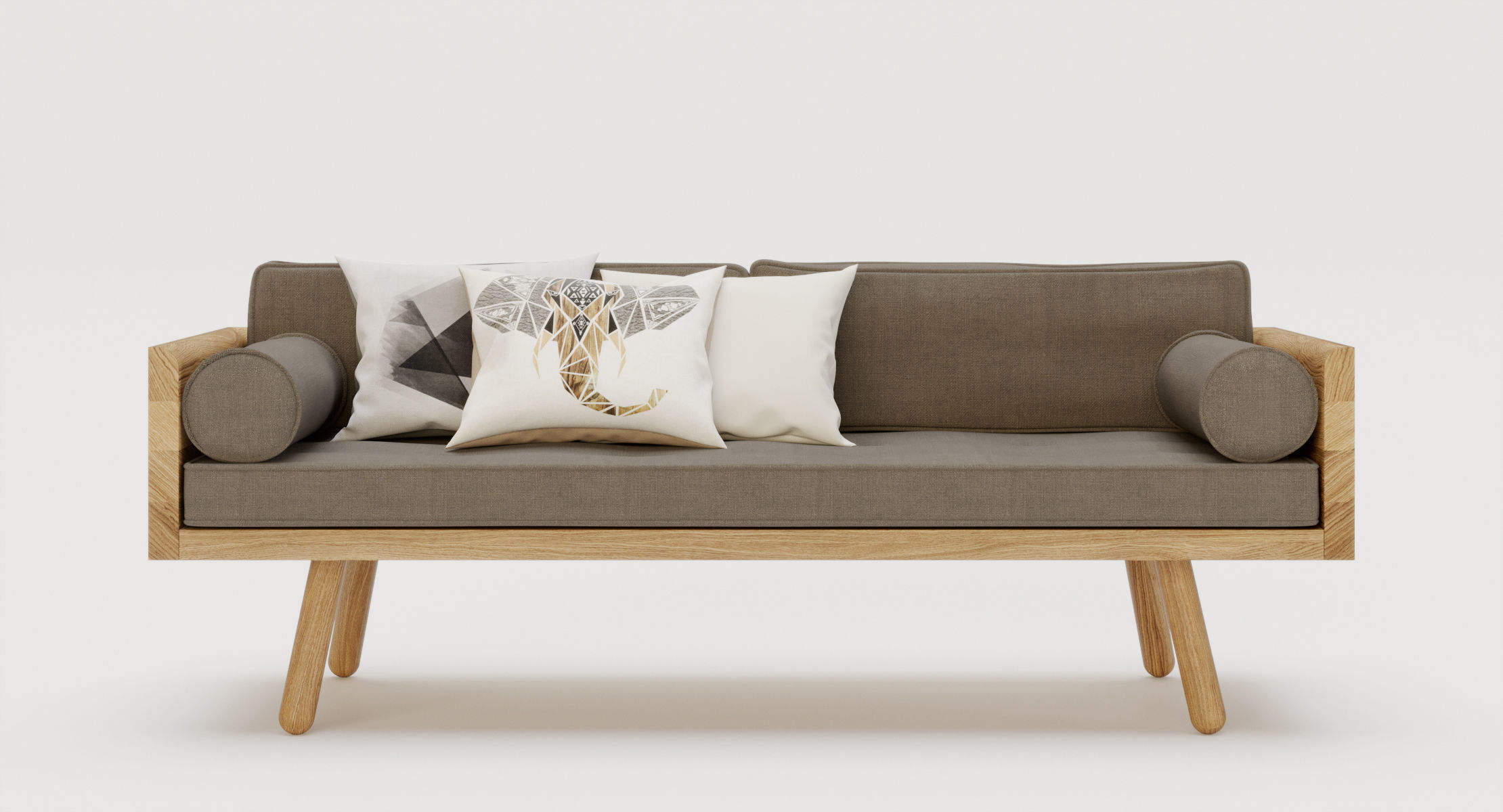 country modern furniture. Furniture - Another Country Modern Sofa C4d Native Corona 3d Model