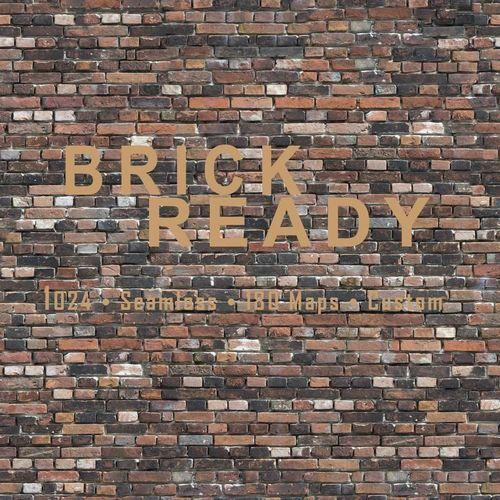 1K Brick Ready