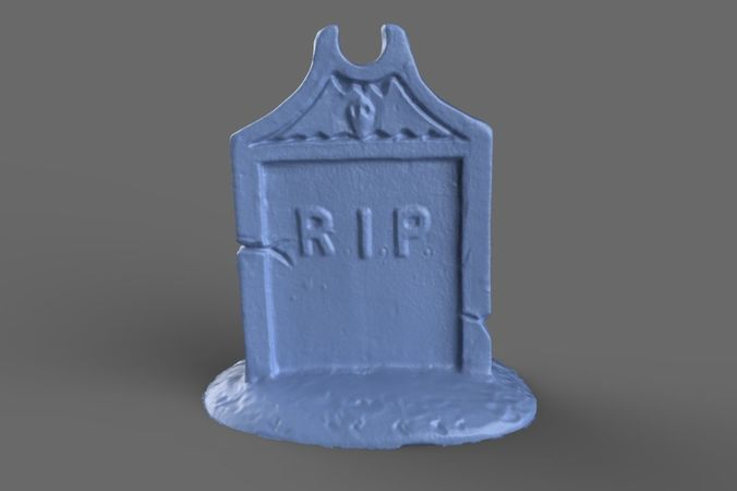 Tombstone Miniature 1