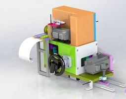 3D CAM bending machine