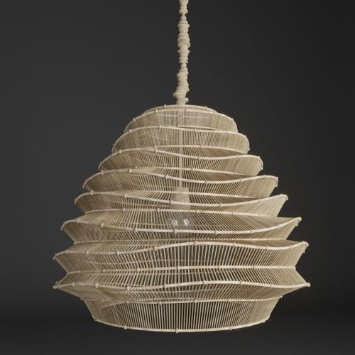 Chandelier roost bamboo cloud chandelier 3d cgtrader roost bamboo cloud chandelier 3d model aloadofball Choice Image