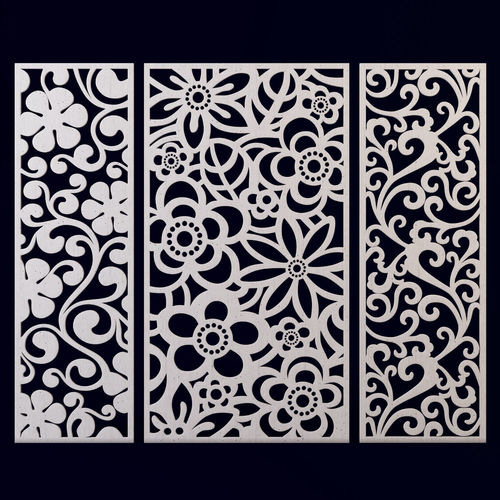 decorative panels 3 3d model max obj mtl fbx 1
