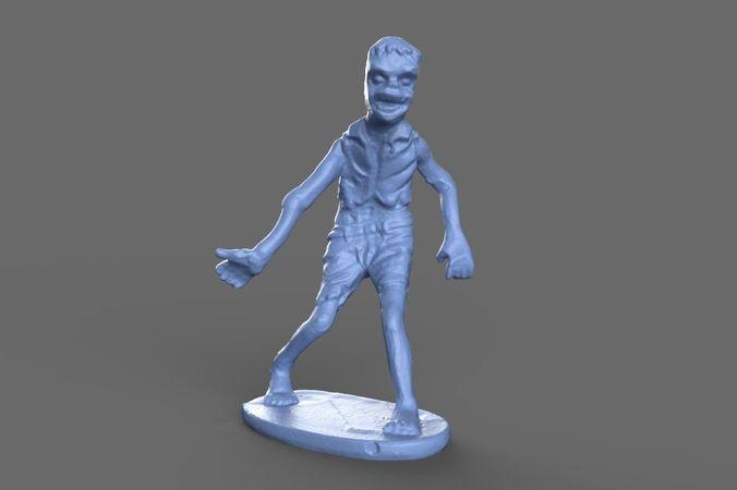Zombie Walking 1