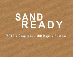 2K Sand Ready 3D