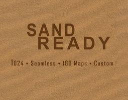 3D 1K Sand Ready