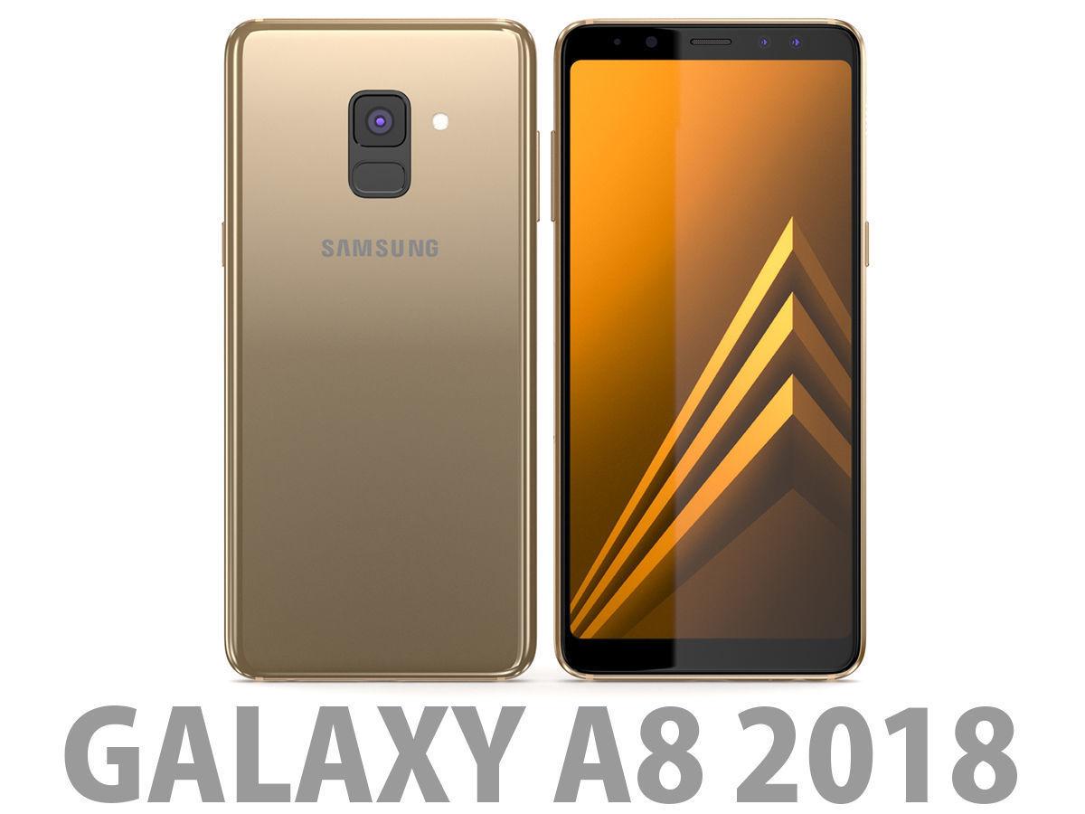 Samsung Galaxy A8 2018 Gold
