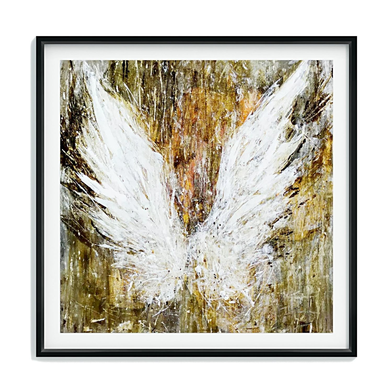 3d asset painting frame canvas art 023 cgtrader