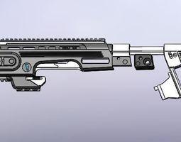 3D printable model Glock Conversion Kit