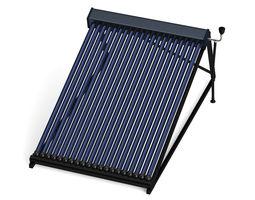 Solar Heater 3D Model