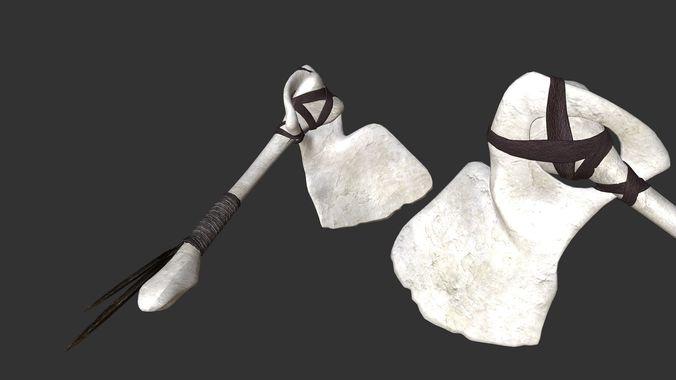 Axes Weapon