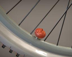 valve cap pumpkin 3d model stl