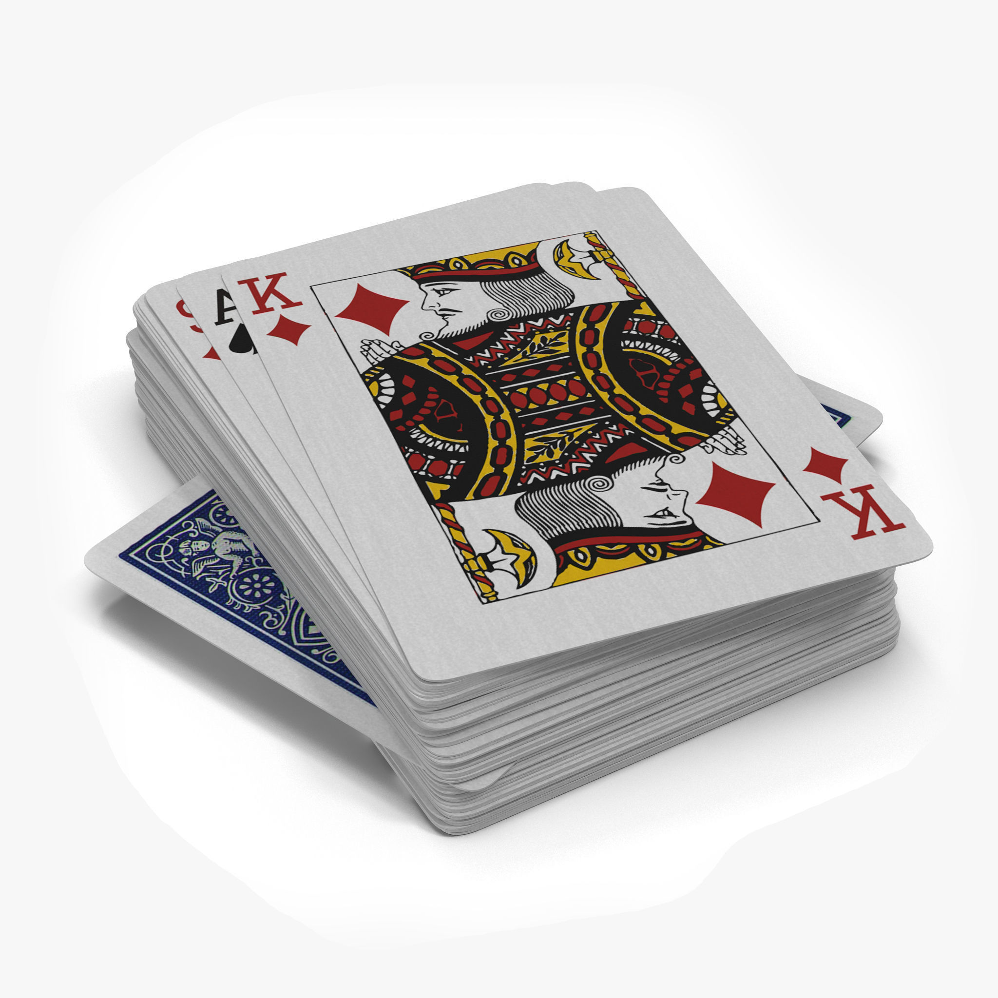 54 Playing Cards