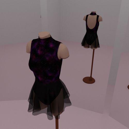 Sapce Ballerina