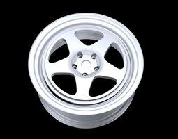 blade Car disk 3D model