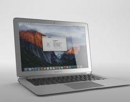Apple Macbook Air 13 - Element 3D