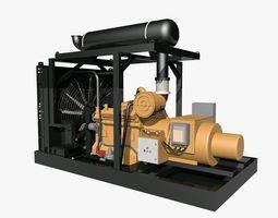 Natural Gas Generator Model