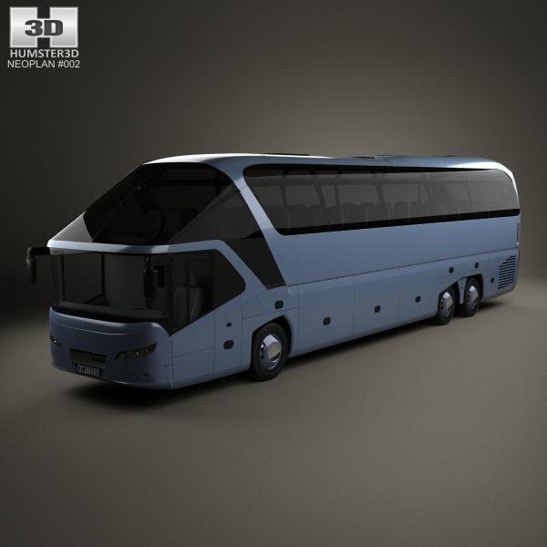 Neoplan Starliner SHD L Bus 2006
