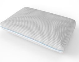 3D Pillow High-Res