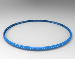 Bicycle Tire Protector 3D print model