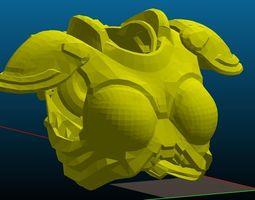 braests Widowmaker Nova Chestplate Armor Printable