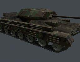 3D Tank Crusader III version 2