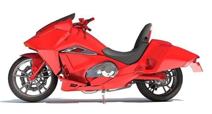 sport motorcycle - 3d models 3d model max obj mtl 3ds fbx c4d lwo lw lws 1