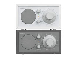 3D Tivoli Audio model ONE grey and white version