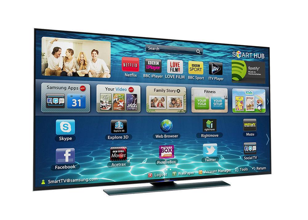 Samsung UN55HU8550 55 INCH TV