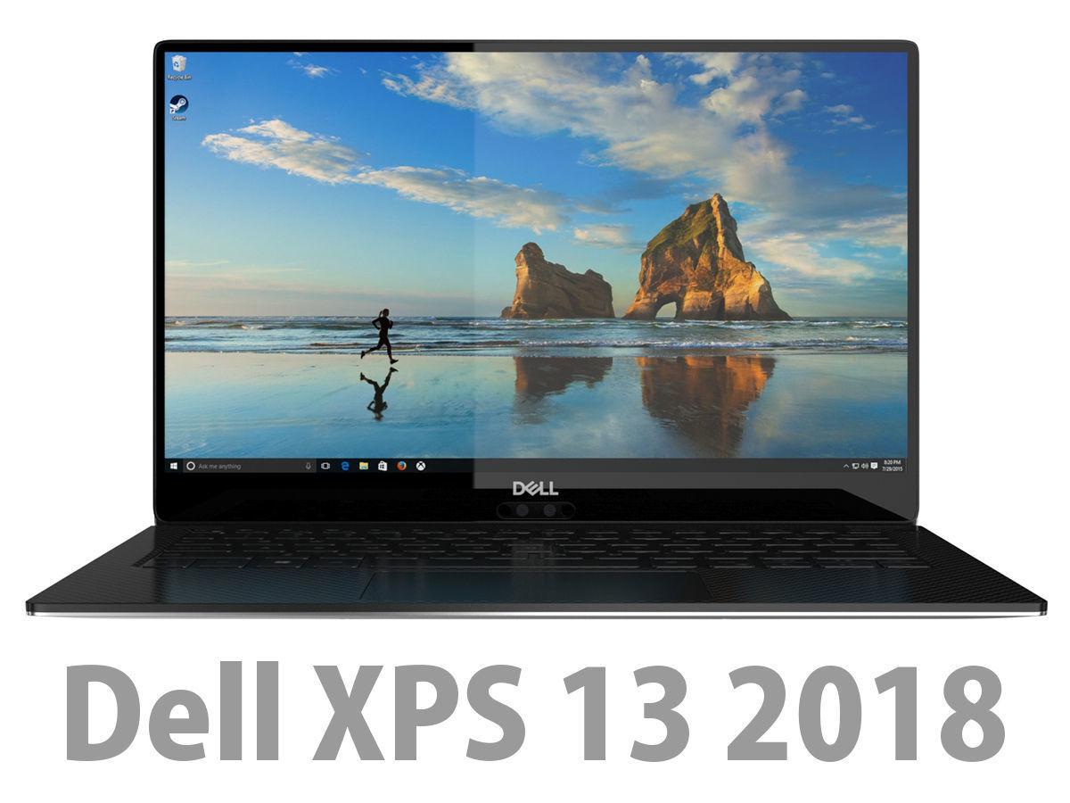 DELL XPS 13 2018 Black