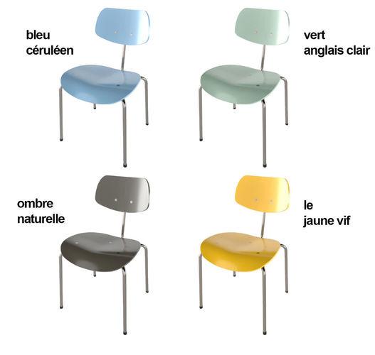wilde spieth chairs by egon eiermann le corbusier 3d model