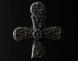 Holy Cross 3D model