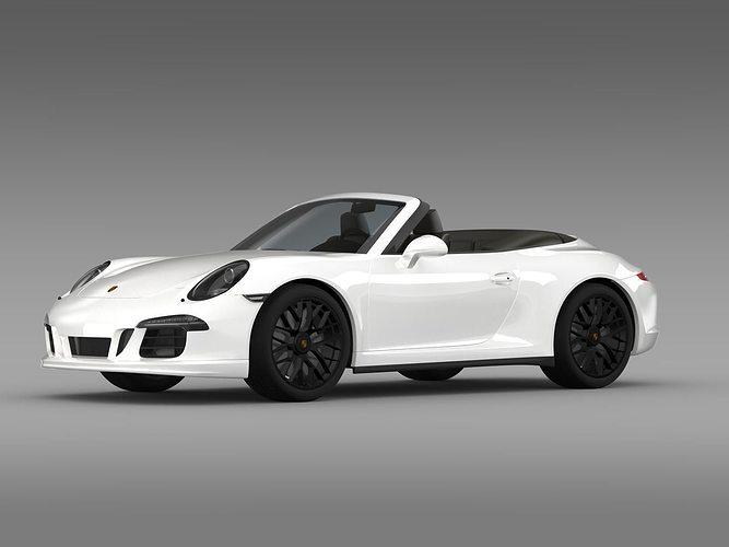 porsche 911 carrera 4 gts cabriolet 2015