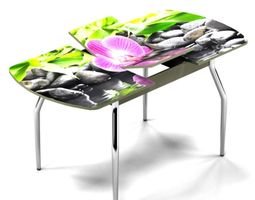 3D model Table For Kitchen Or Dining Room
