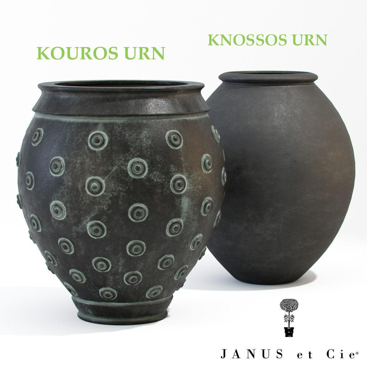 JANUS et Cie Urns