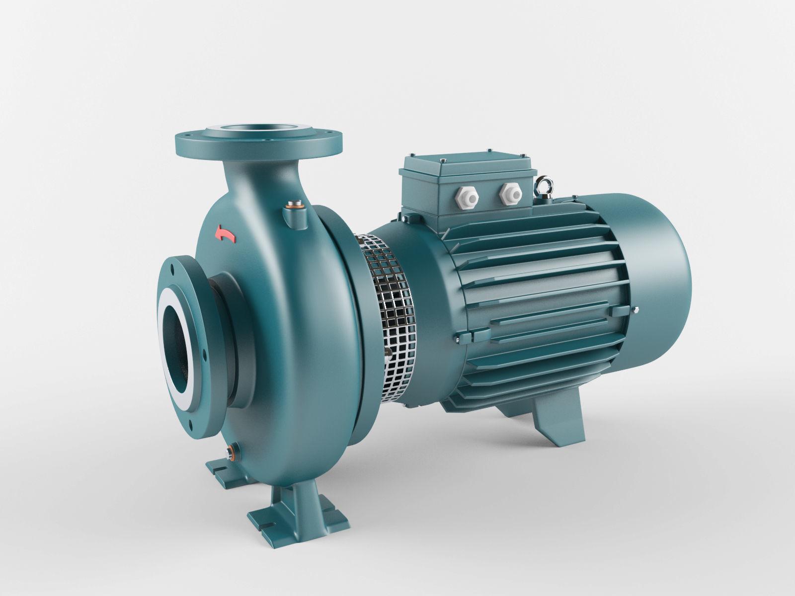 Pump centrifugal Grz