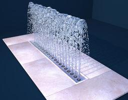 Waterwall 1 3D