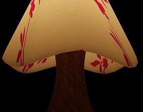 Table Lamp 3D model light