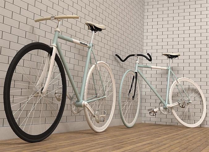 Fixie Bikes - Vintage Bikes