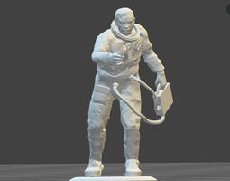 3D printable model You Only Live Twice 007 James Bond 2