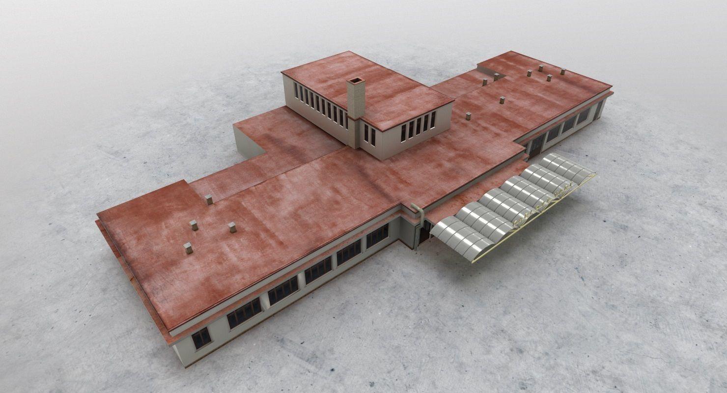 LKKV Old Terminal