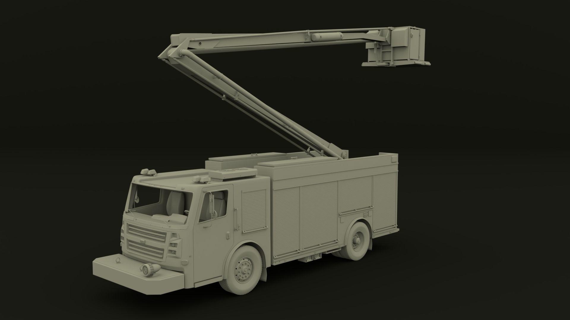 Firetruck ACP