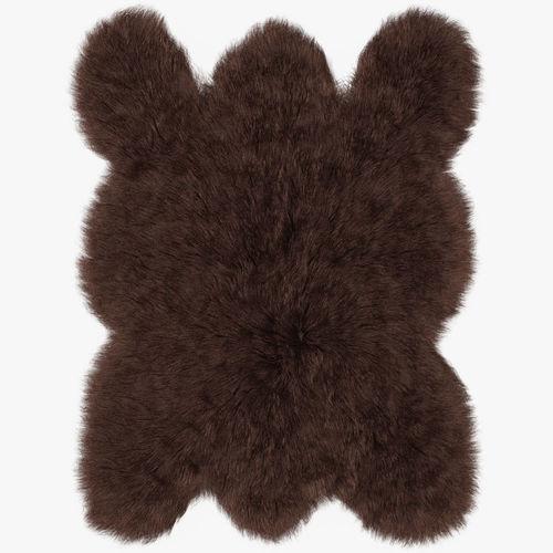 Brown Bear Rug Model Max Fbx 1