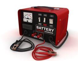 Battery Charger Starter 3D model